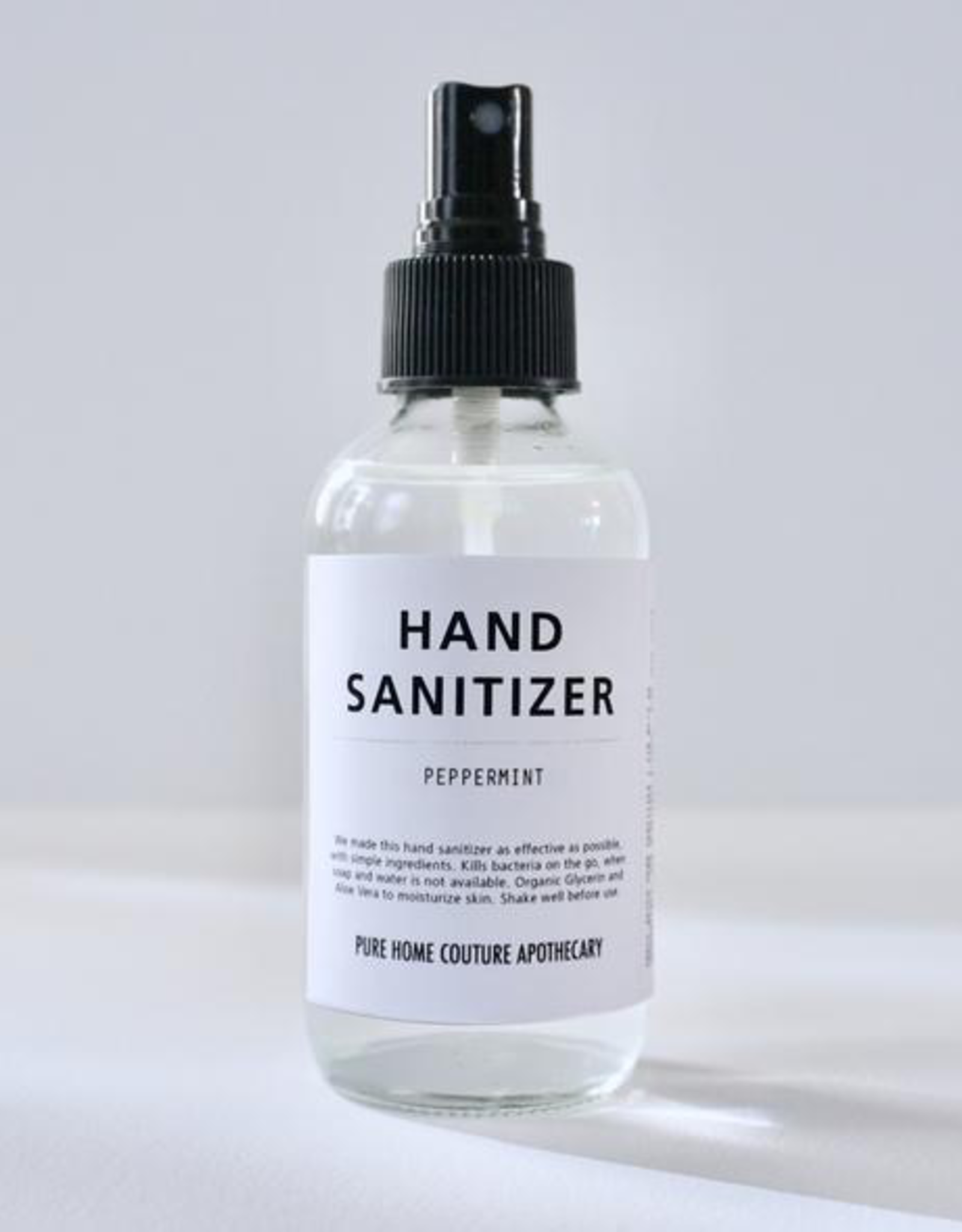 Peppermint Hand Sanitizer