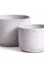 Small Light Grey Rough Textured Arion Pot
