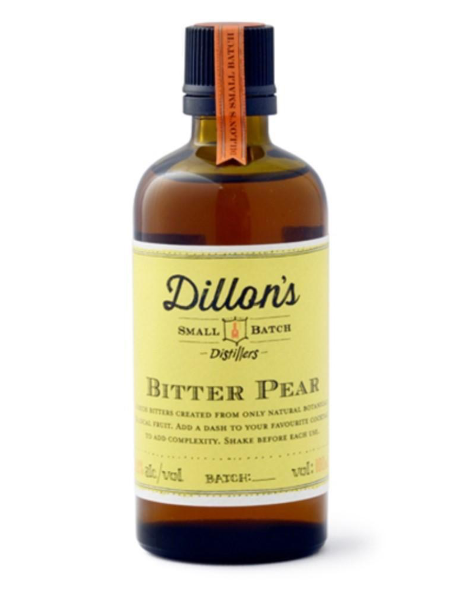 Pear Bitters