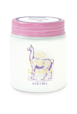 No Prob Llama Candle, Cotton & Spice