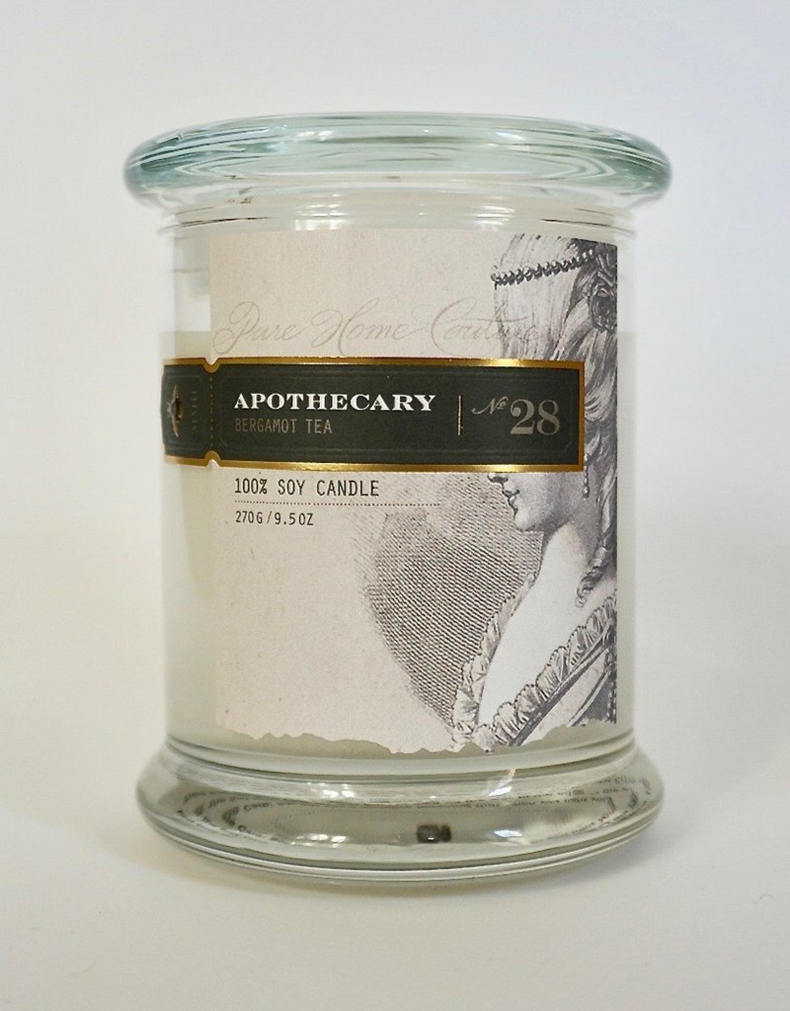 Candle, Bergamot