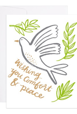 Comfort and Peace Card