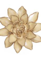 Ceramic Flower, Small Pearl