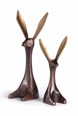 """Jack Rabbit Figurine, H9"""""""