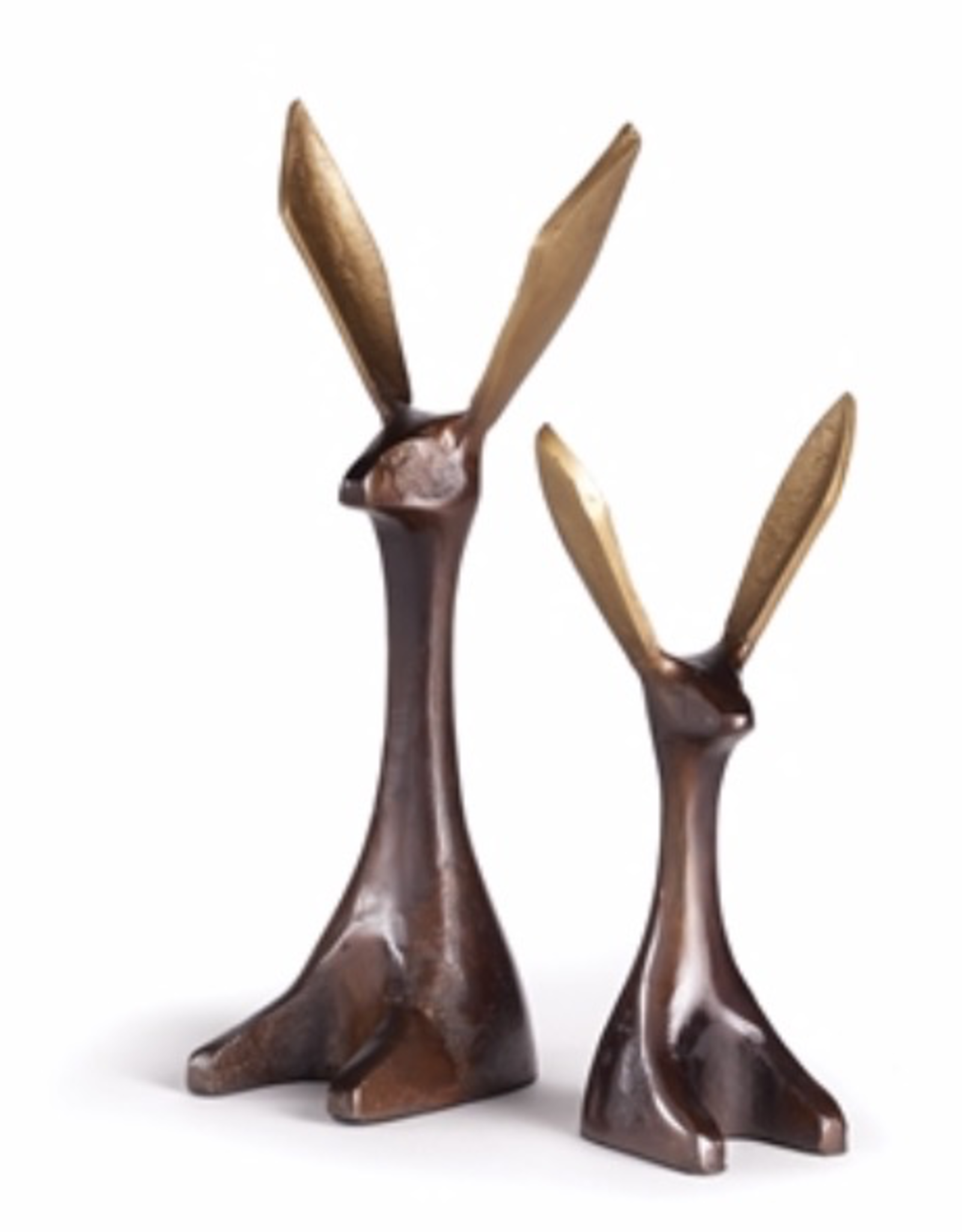 """Jack Rabbit Figurine,  H12"""""""