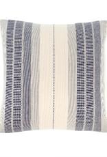 """Sanibel Woven Pillow, L20"""" W20"""""""