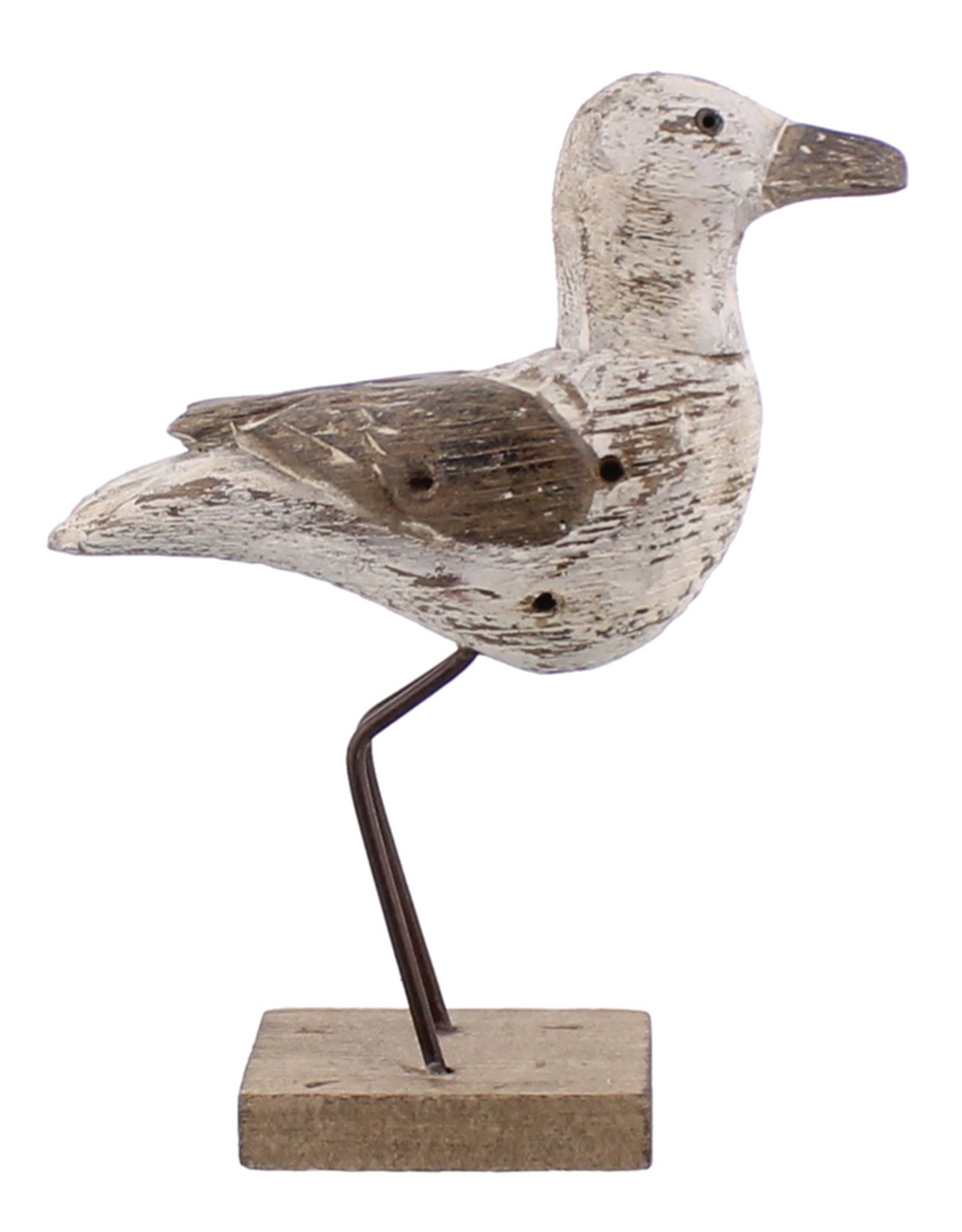 White/Natural Kelso Wood Seagull