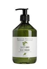 Liquid Soap, Olive Oil & Rosemary