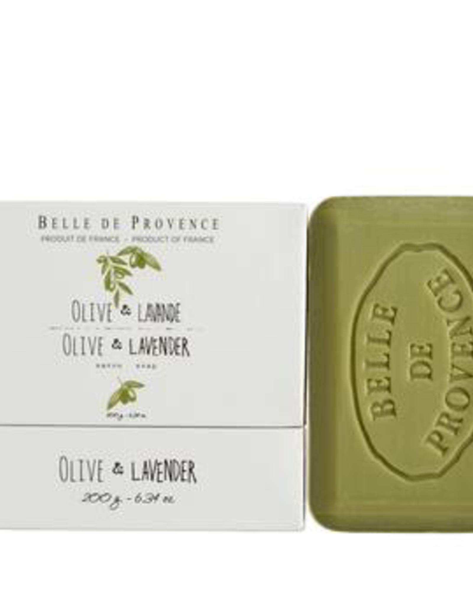 Soap, Olive Oil & Lavender
