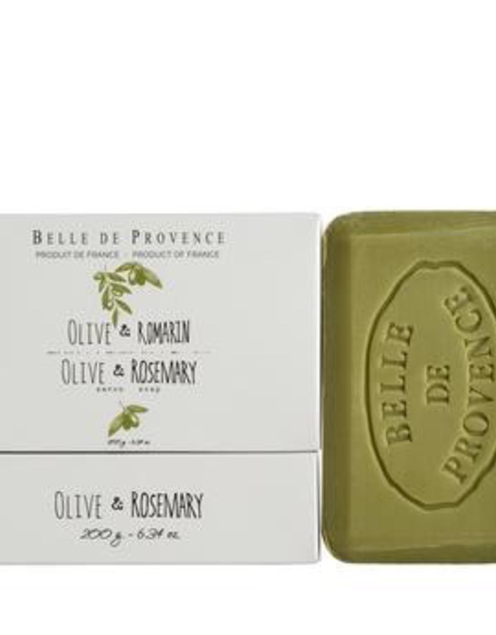 Olive Oil & Rosemary Soap