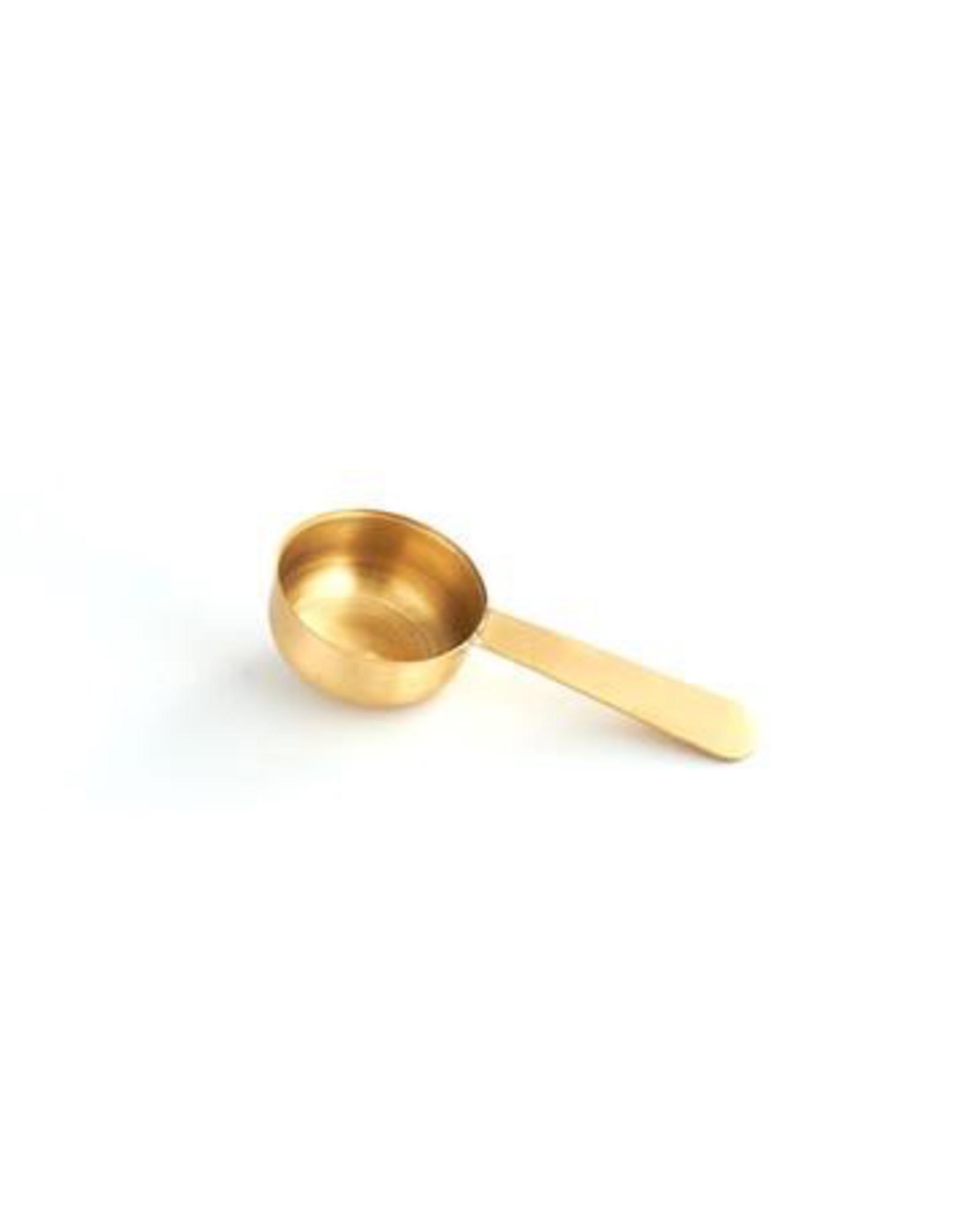 Spoon, Brass Coffee Measure
