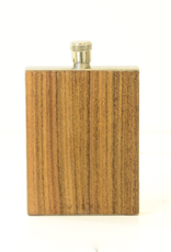 Admiral Rosewood Flask