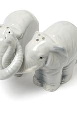 Ceramic Hugging Elephant Salt & Pepper Shaker