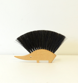 Hedgehog Table Brush