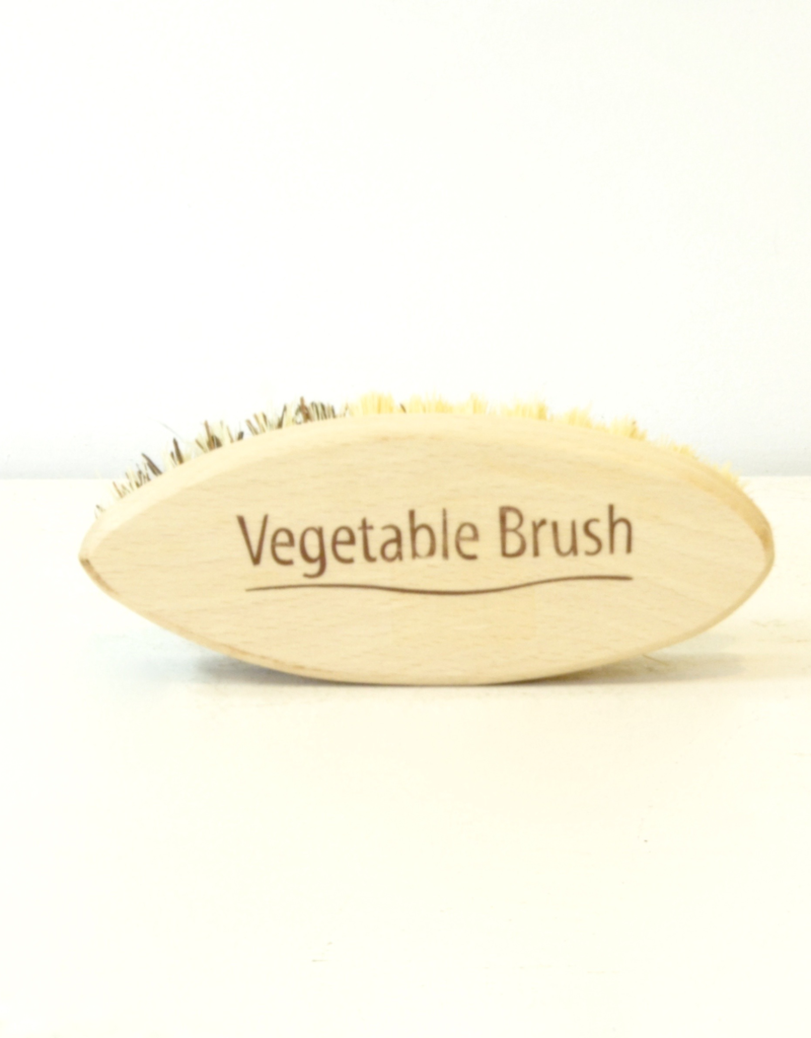 Beechwood Handled Vegetable Brush
