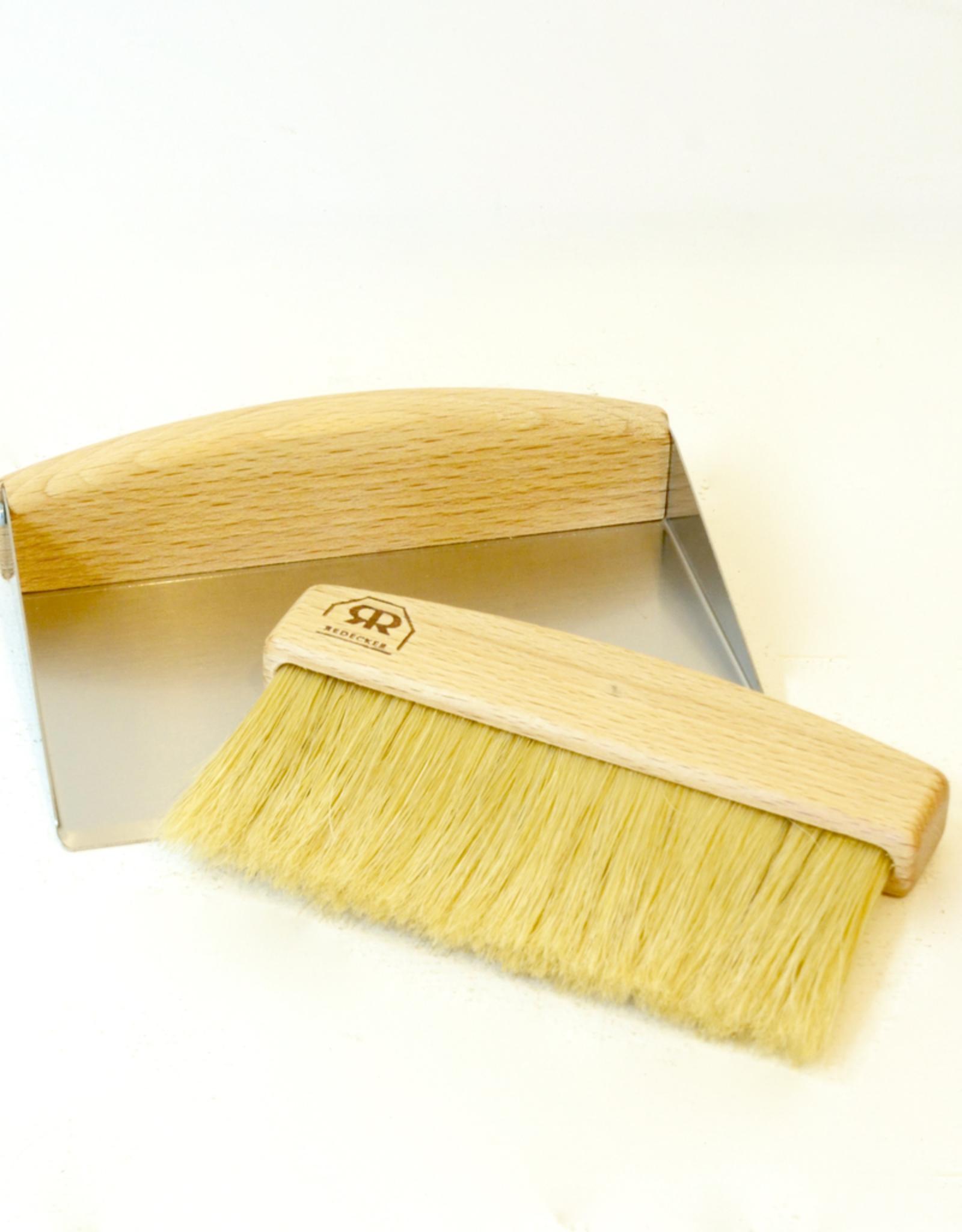 Beechwood Table Sweeping Set