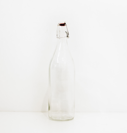 Giara Clear Bottle w/ stopper