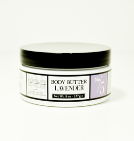 Body Butter, Lavender,  8oz