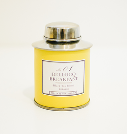 Tea, Traveler Caddy Yellow No. 01, Bellocq Breakfast