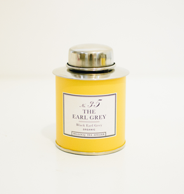 No.35 Earl Grey Tea Yellow Traveler Caddy 71g