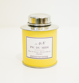 No.48 Pic du Midi Tea Yellow Traveler Caddy 86g
