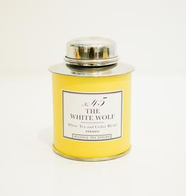 No.45 The White Wolf Tea Yellow Traveler Caddy 57g