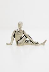 Spinal Twist Yoga Sculpture