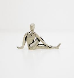 Spinal Twist Yoga Sculpture