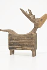 Wooden Assorted Moose