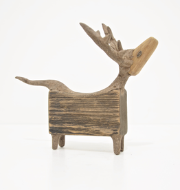 Wooden Assorted Moose