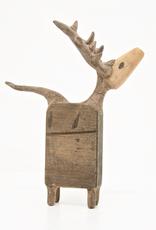 Deer, Wooden, Assorted