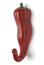 Hook, Chili Pepper, Red