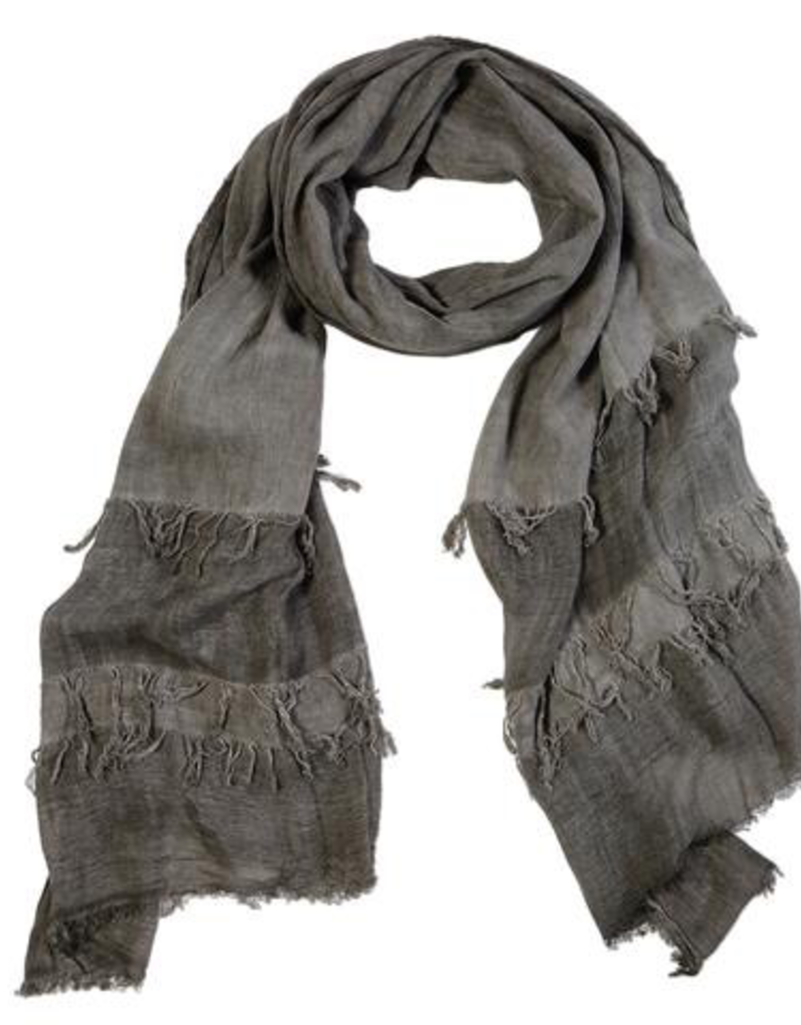 Scarf, Libby, Charcoal