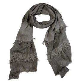 Charcoal Libby Scarf