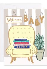 Baby Books Card