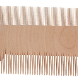 Comb, Baby/Nit, Beech Wood