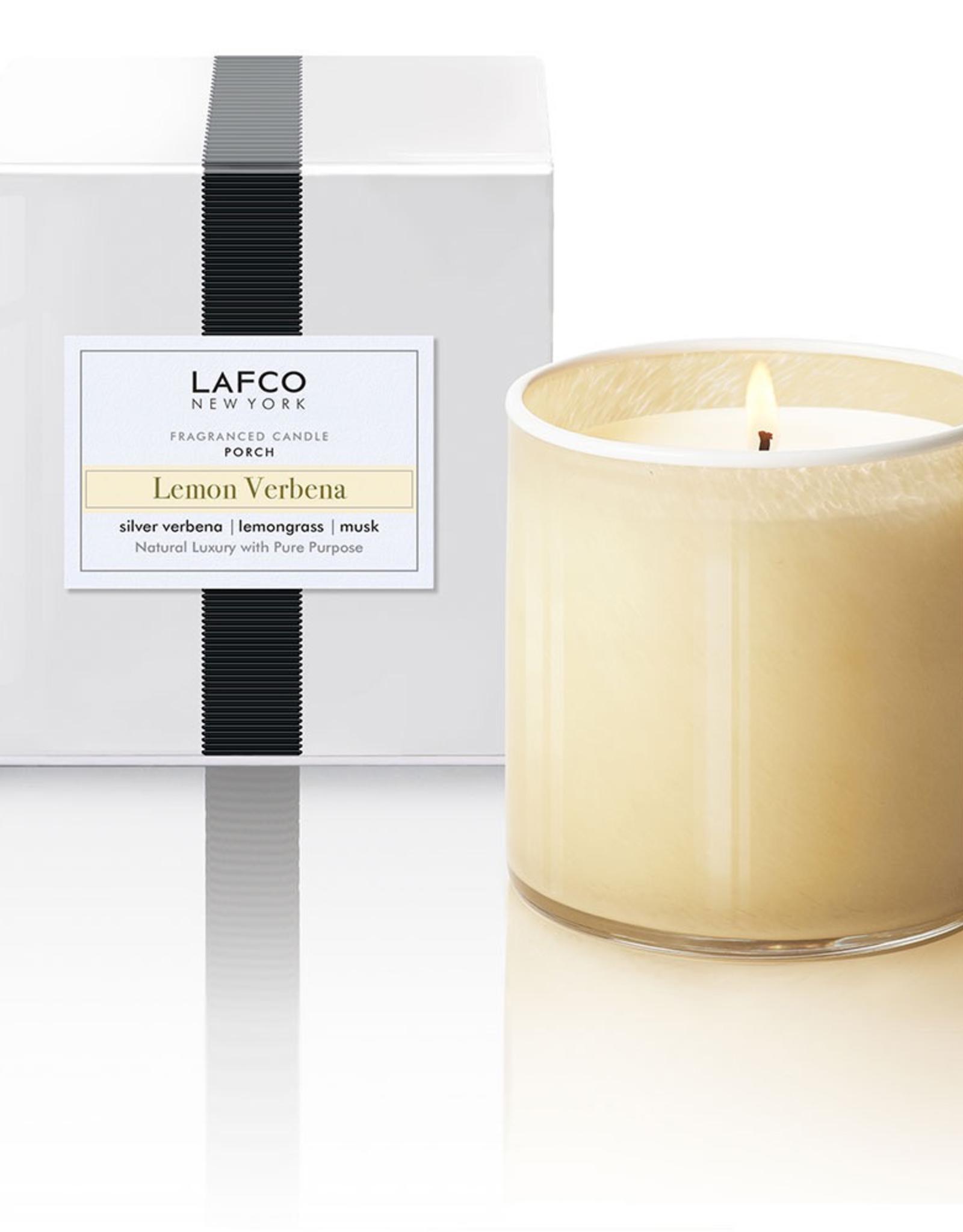 Lemon Verbena Porch Lafco Candle