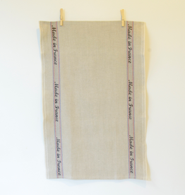 Linen Tea Towel, Made in France