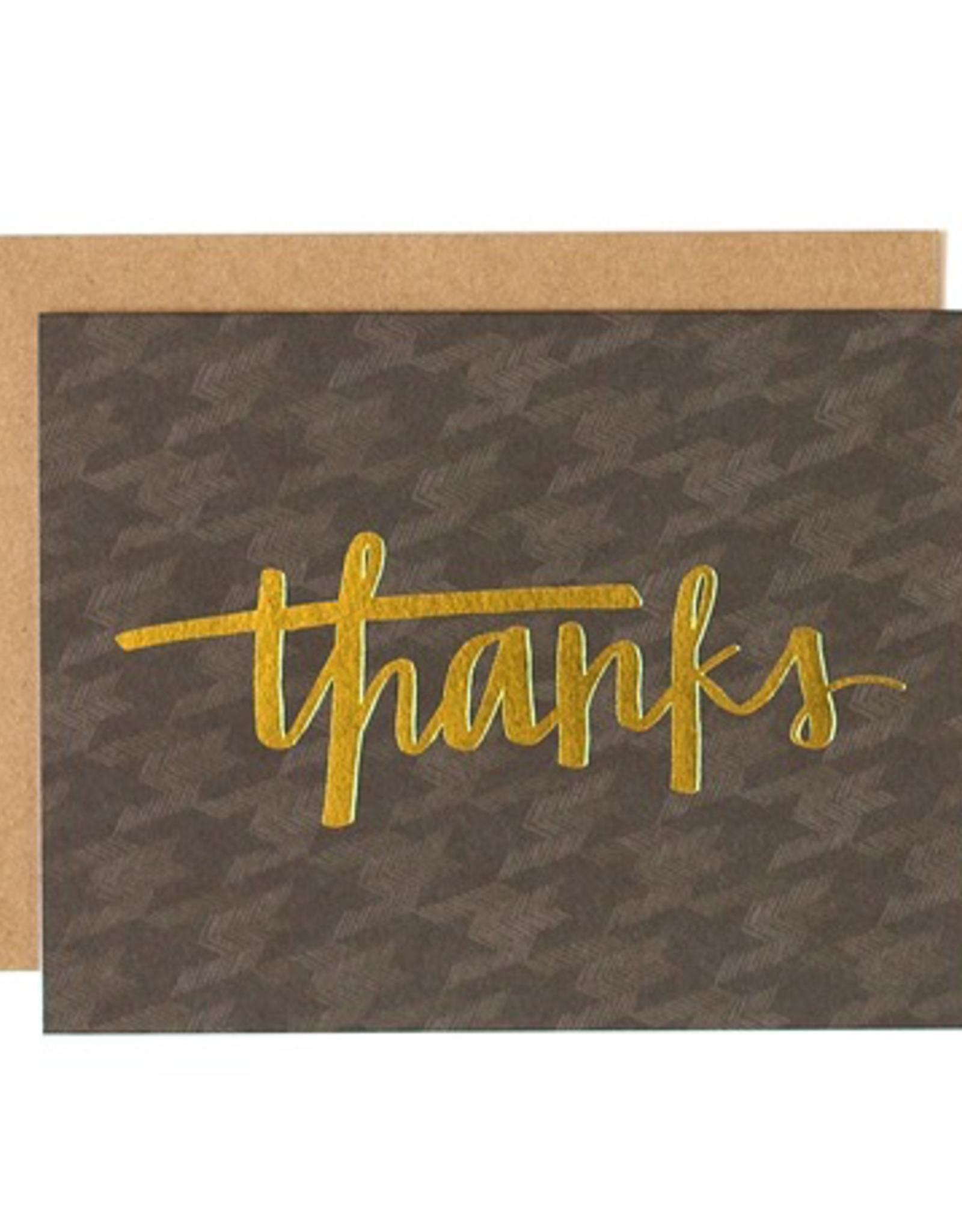 Card, Thanks