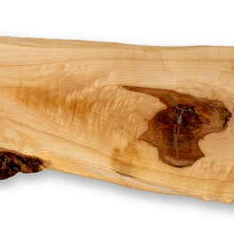 Large Maple with Raw Edge Cheese Board