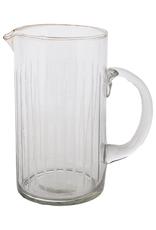 Pitcher, Rhody Glass, 11x18