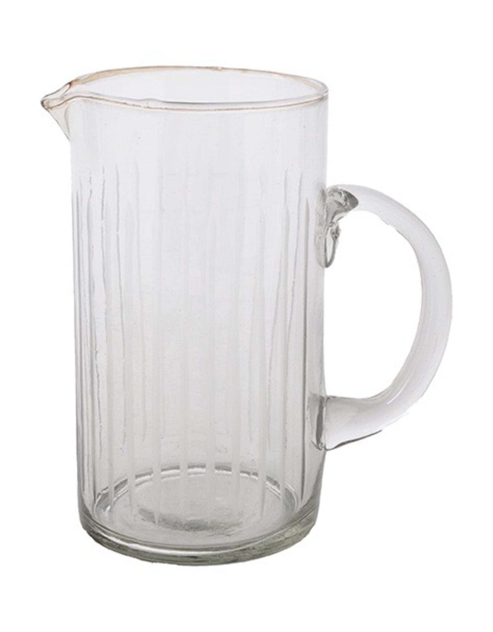 11x18 Rhody Glass Pitcher