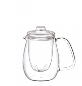 Large Glass Unitea Tea Pot