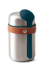 Bam Food Flask-Steel/ Ocean