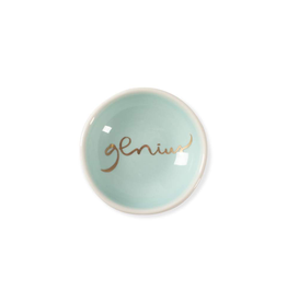 Tray, Genius, Round, Trinket Dish