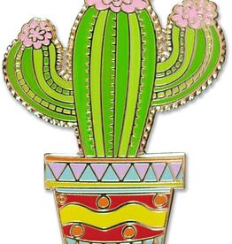 Pin, Cactus, Enamel