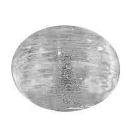 Round or Heart Selenite Stress Stones