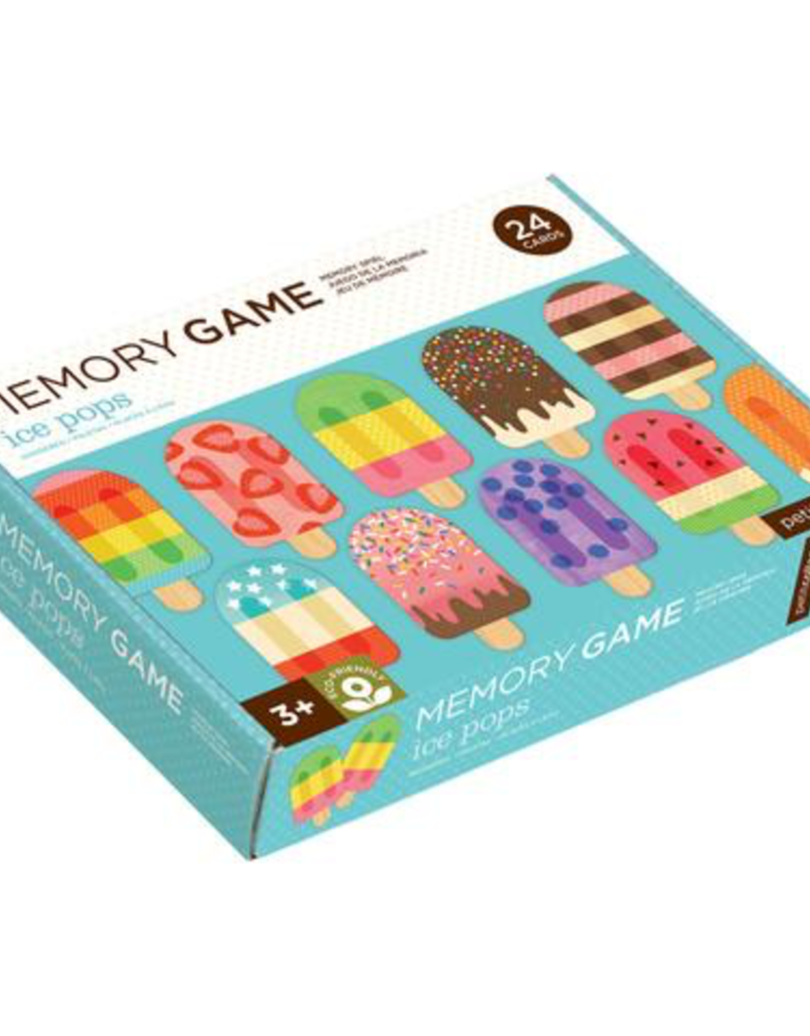 Game, Ice Pops, Memory