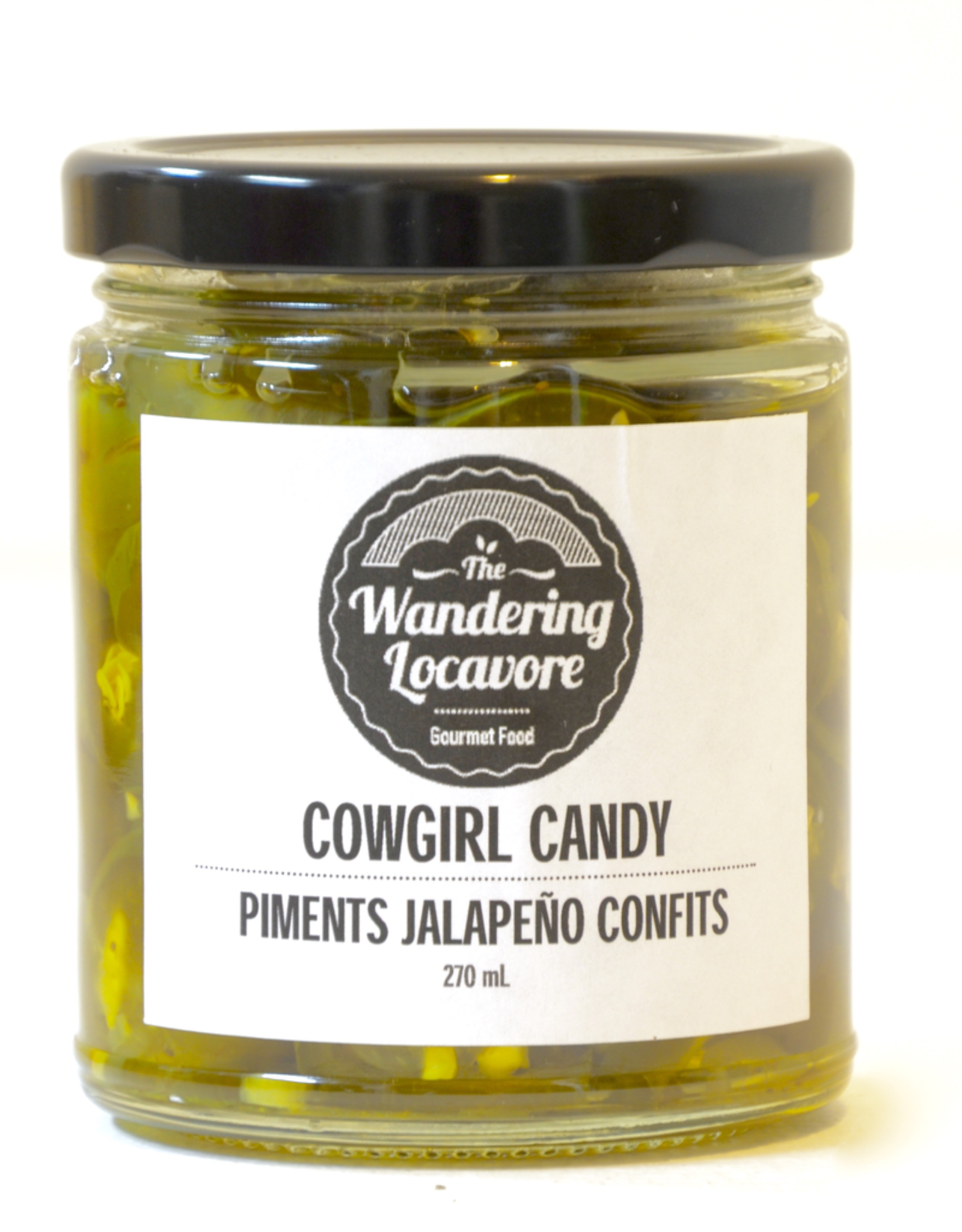 Cowgirl Candy Jalapeno Peppers