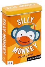 Card Game, Silly Monkey